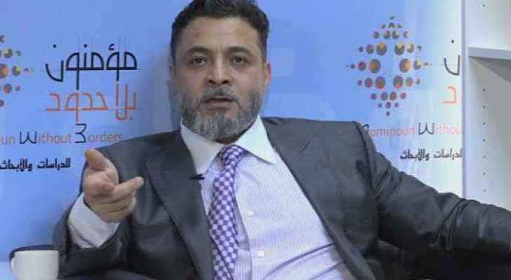 """Younis Qandil, Secretary General of the research and studies institute """"Mominoun (Believers) Without Borders"""""""