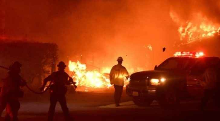 Foreign Ministry: No injuries among Jordanians in California fires