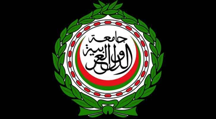 Arab League emblem (Wikipedia)