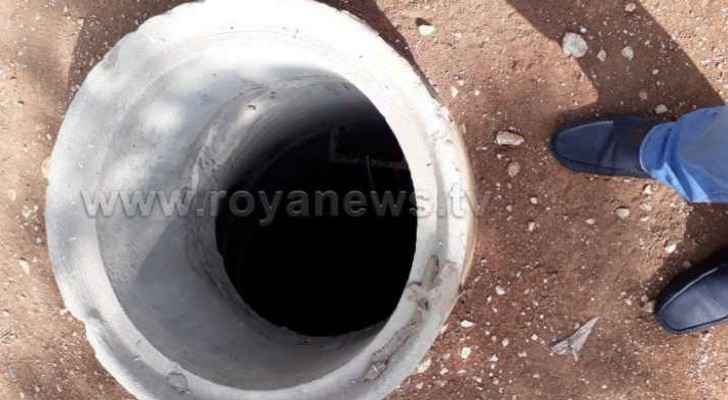 Open manhole may cause new disaster in Amman