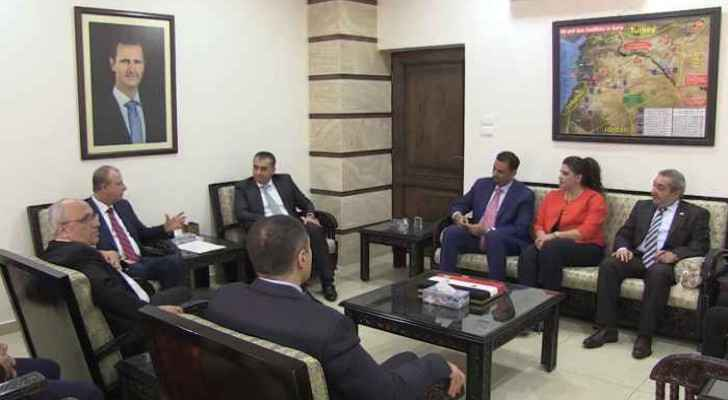 Arab Gas Pipeline: Joint Syrian-Jordanian committee to discuss investment