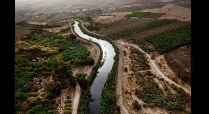 Jordan River (NATIONAL GEOGRAPHIC)