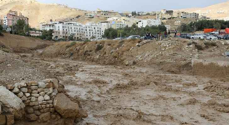 Dozens of people died during the flash floods that swept Jordan over the past few weeks. (The National)