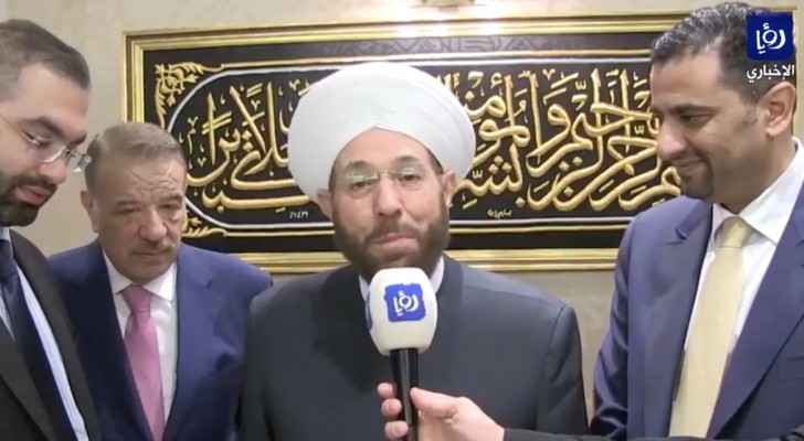 Hassoun has been the Grand Mufti of Syria since 2005. (Roya)