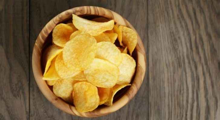 Locally-made potato chips are no longer allowed to be sold in schools in Jordan. (NDTV)
