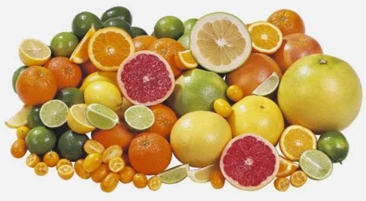 15 thousand tons of Syrian citrus exported to Jordan last week