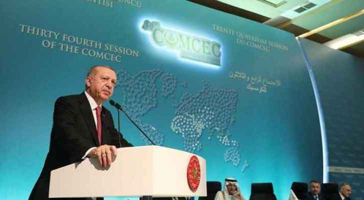 Erdogan: regional wars are part of plan to redraw map