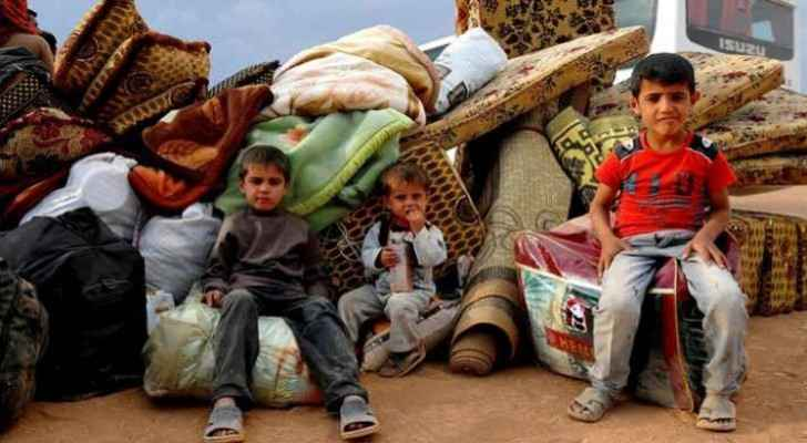 Russian Defense Ministry reveals number of Syrian refugees returning to Syria from Jordan