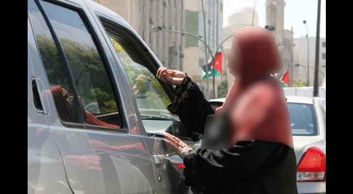 'Terrifying' numbers of street beggars in Kingdom