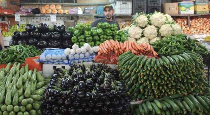 Insane rise in vegetable prices in Jordan