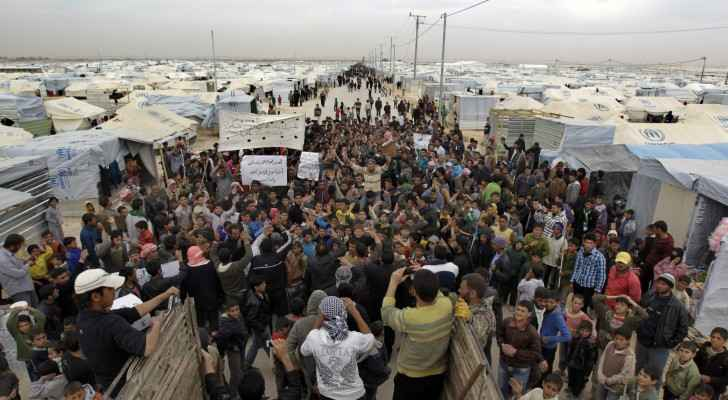 Aloush questions why Jordan issues work permits to refugees, instead of letting them return to Syria