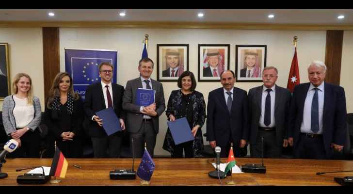 30.6 million euro grant to build public schools in Jordan