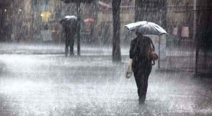 Heavy rain is also predicted to fall today in Amman, Irbid, Ajloun, Jerash and Balqa. (Greek Reporter)