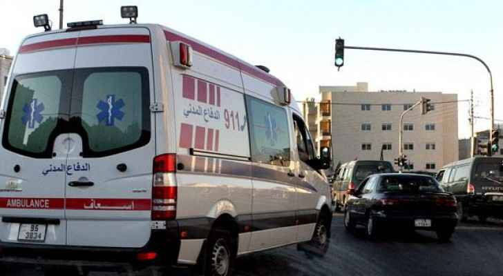 Jordan Hospital ambulances blocked by 4th Circle protests