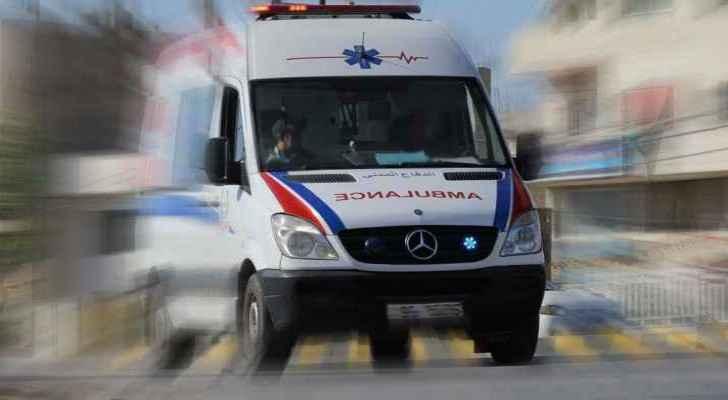 Woman gives birth in ambulance