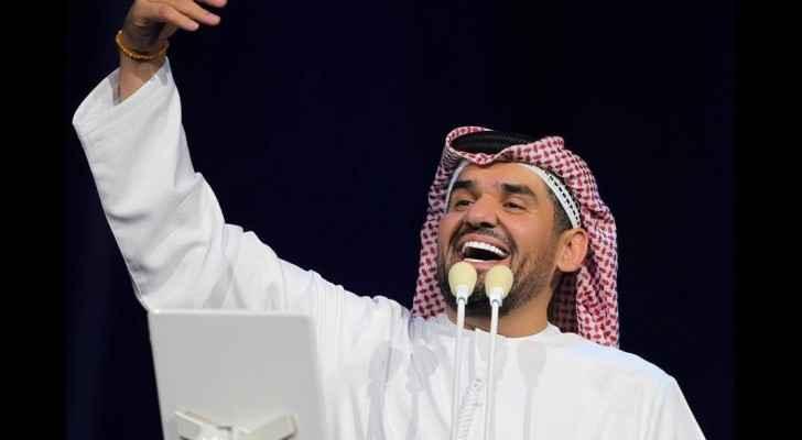 Emirati singer Hussain Al Jassmi. (Facebook)