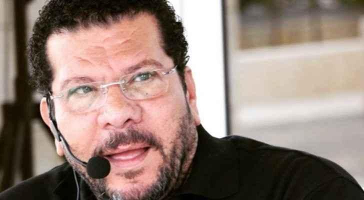 Jordanian media personality Mohammad Al Wakeel. (Al Hurra)