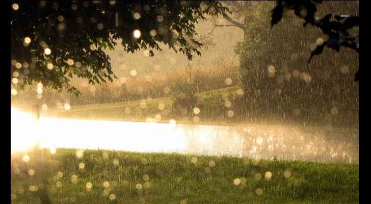 Relatively cold weather, rain until Wednesday