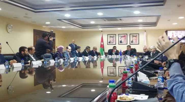 Minister of Industry explains obstacles regarding Jordanian exports to Europe