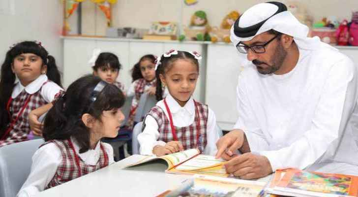 UAE requests Jordanian teachers from Queen Rania Academy
