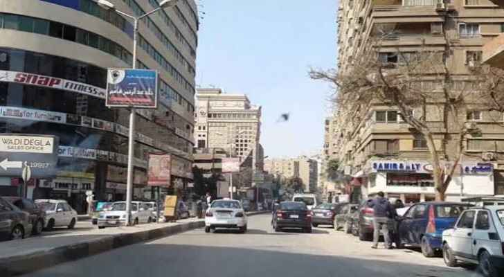 Moderate Earthquake hits Cairo