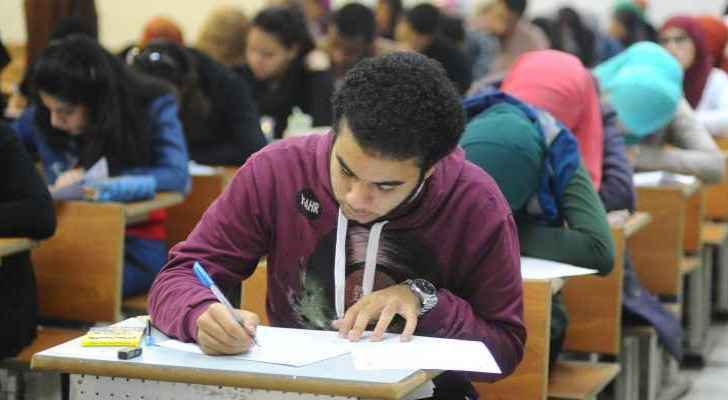Tawjihi students can now find exam locations online