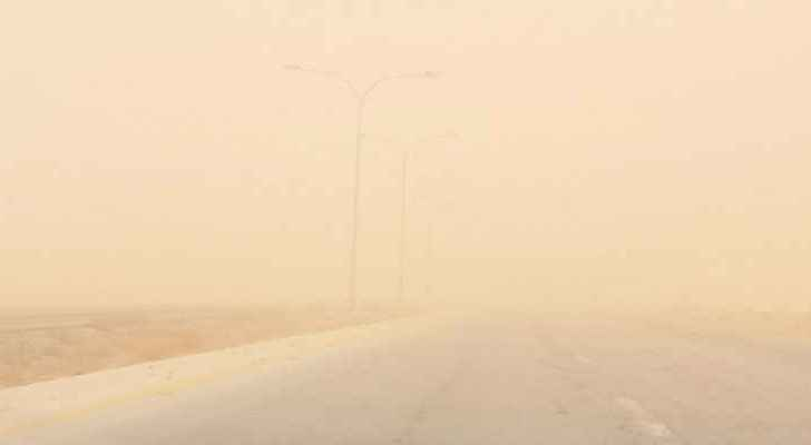 Arabia Weather warns citizens and children of dust affecting Kingdom
