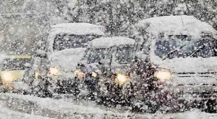 Arabia Weather: possible snow this month