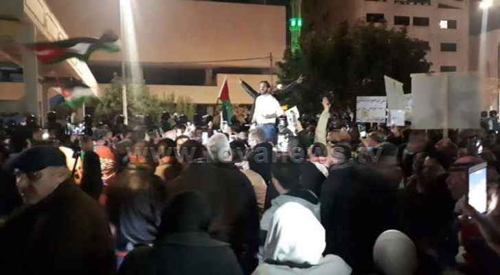 4th circle protests for second consecutive month