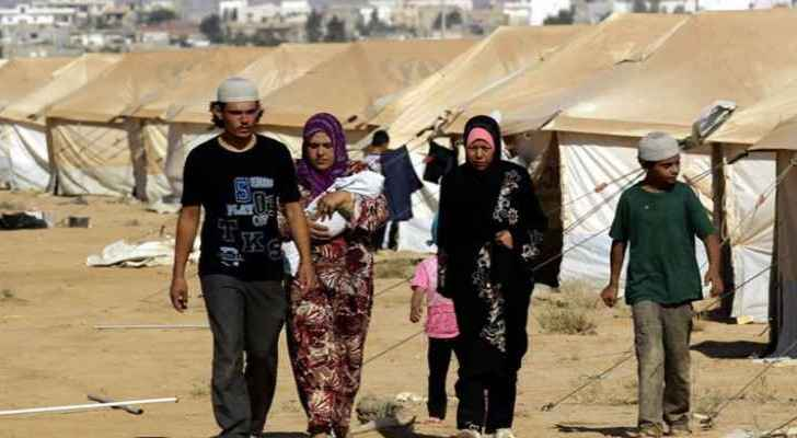 More than 400 Syrian refugees return home from Jordan since start of year