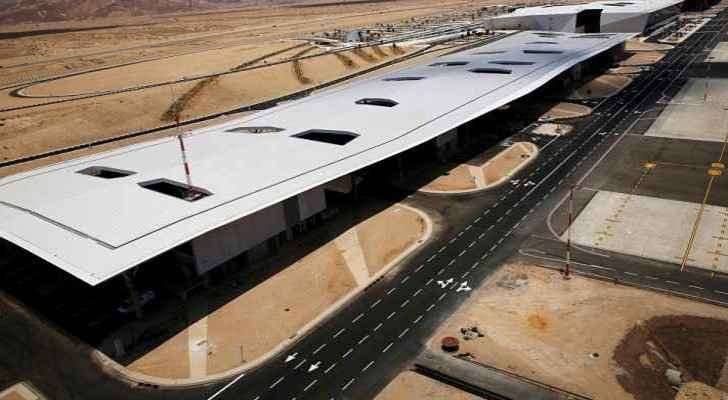 Jordan objects launch of Israeli Ramon Airport