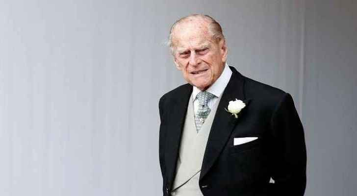 British police speak to Prince Philip about driving without seatbelt