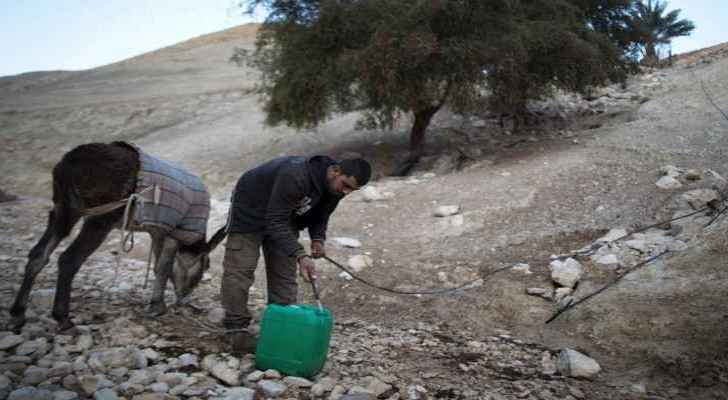 Inclusion of water theft in Amnesty costs Water Authority 30 million JDs