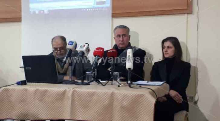 Families of Dead Sea victims hold press conference