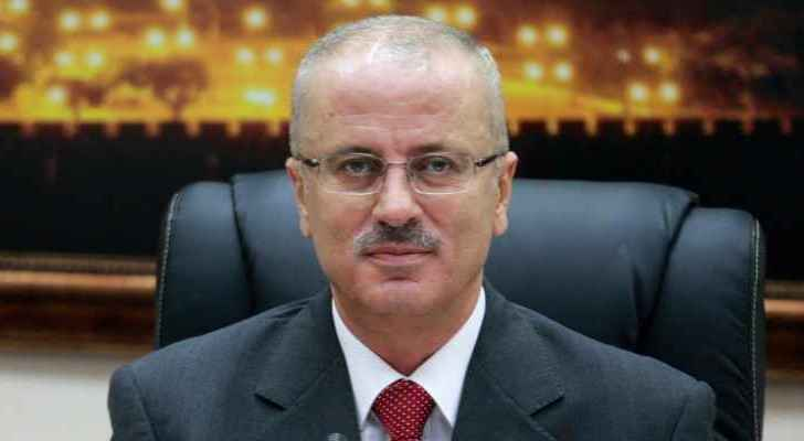 Palestinian Government submits resignation