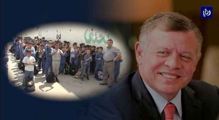 57 Achievements by His Majesty King Abdullah II