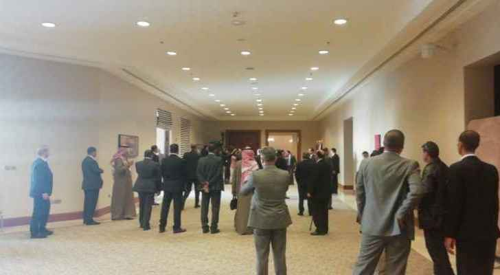 Foreign Ministers of six Arab states hold meeting in Dead Sea