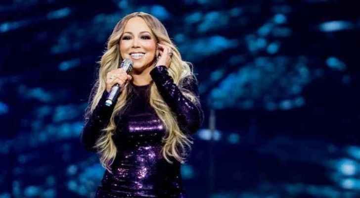Mariah Carey holds her first concert in Saudi Arabia