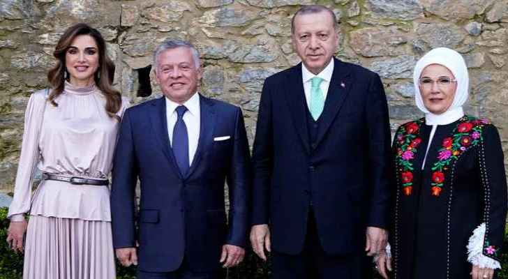 King and Queen visit Turkey, hold talks with Turkish President