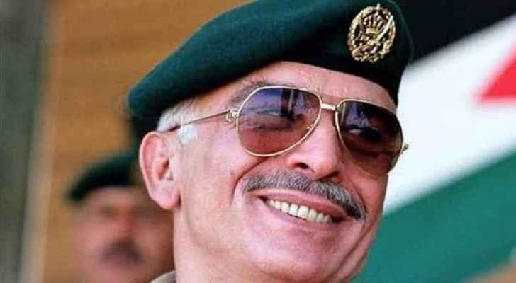 Jordanians today recall the departure of King Hussein bin Talal