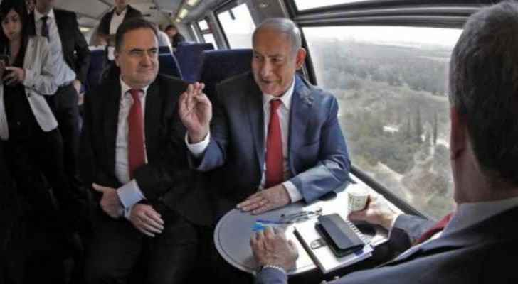 Israel plans to construct railway in Jordan