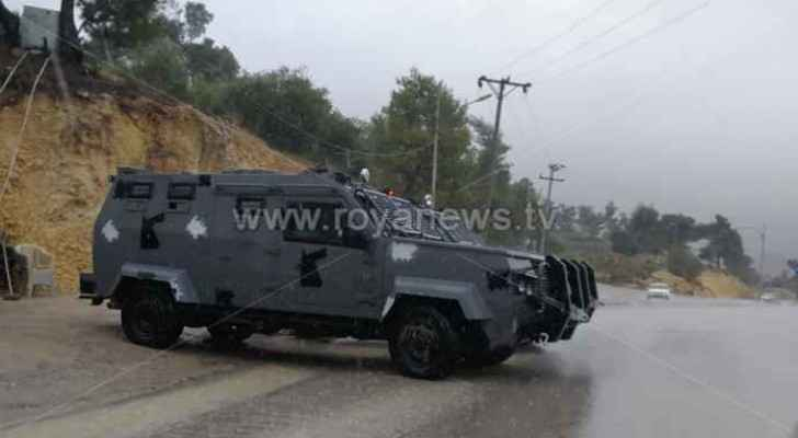 Arrested Ajloun rioters released