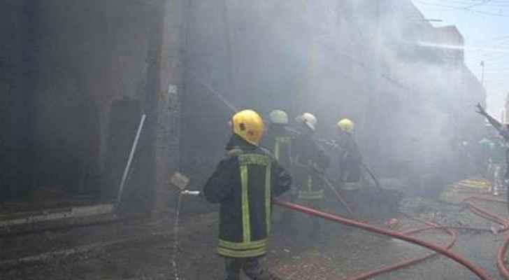 17 injured in supermarket explosion in Mafraq