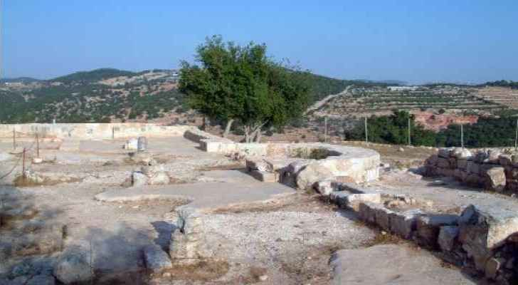 400 thousand dinars to develop touristic Tell Mar Elias in Ajloun