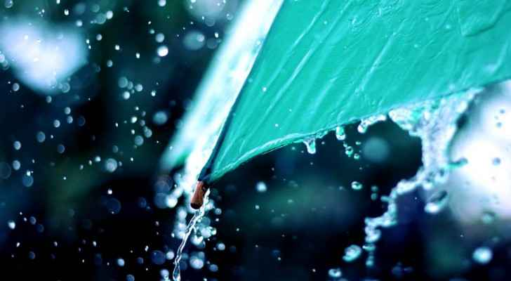 Torrential rainfall, stormy weather next few days