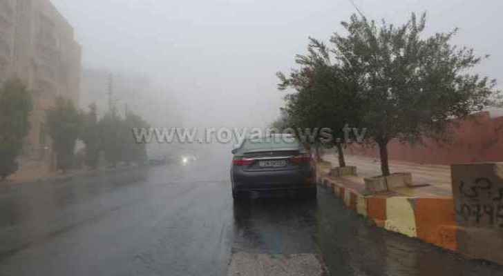 Arabia Weather: Peak of weather depression arrives to Jordan
