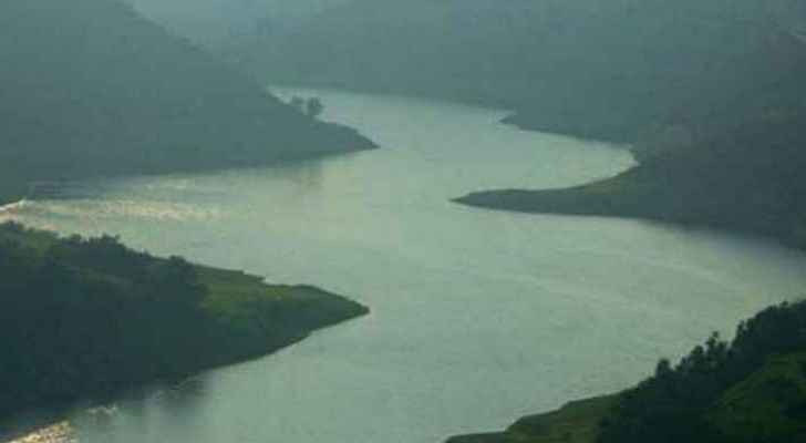 King Talal Dam reaches full capacity for first time in four decades