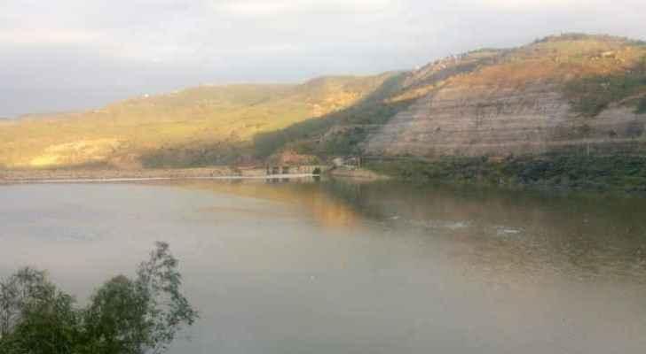 Dams reach 50% of total storage capacity