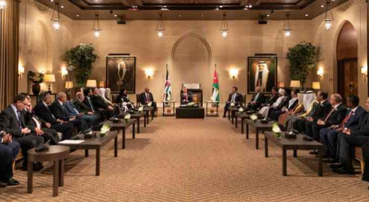 King: Challenges facing Arab nation require cooperation and unified positions