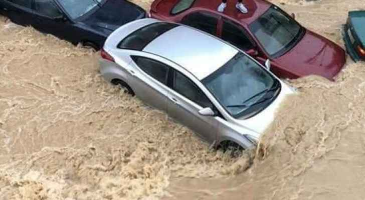GAM holds Amman city director responsible for Downtown floods, calls on his dismissal